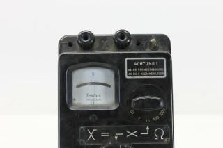 Ohmmeter L-8123-x 3