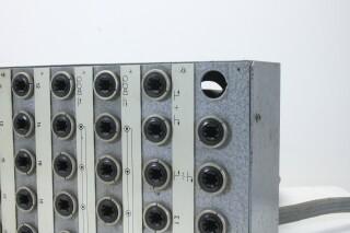 Vintage Mess Tuchel Patch Panel with 50 Female Inputs EV-N-14040-BV 2