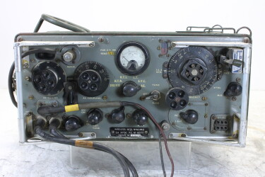 WWII Wireless set No. 62 MKII with tubes HEN-OR15-6376 NEW