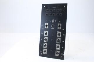 XLR input Plate EV-N-3769 NEW