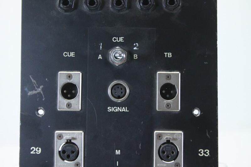 Unknown Xlr Input Plate