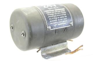U.S. Army Signal Corps Dynamotor DM-36-D HEN-ZV-7-5437 NEW
