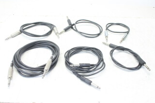 Lot of 6 Jack Cables EV-KM-3-5449 NEW