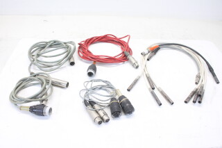Lot of Various Cables With Various Plugs TP-C1-KM-2-5654
