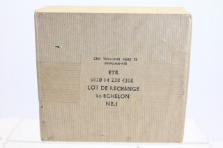 New Old Stock BX-53 Tube Set 1973 (no. 2) EV-FS15-4173