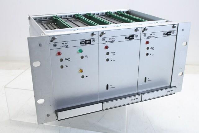 Vero Power Supply Units 2x Monovolt PK100 1x Trivolt PK110 KAY OR-7-13645-BV