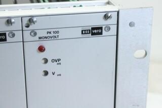 Vero Power Supply Units 2x Monovolt PK100 1x Trivolt PK110 KAY OR-7-13645-BV 2