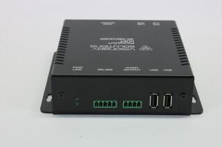 PacketAV Duet 4K-Encoder Model D4x00 AXLC1-RK26-3590 NEW