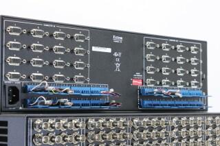 Crosspoint 450 Plus Series And MVX Series VGA Matrix Switcher VLJ-12820-BV 9