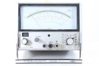 Voltmetre Electronique Type A207A HEN-N-4483 NEW