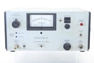 Model 501 Logarithmic Level Meter EV-ZV-6-5210 NEW