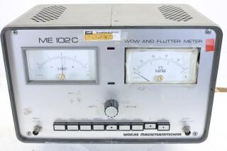 Wow and Flutter Meter ME-102-C HEN-R-4522
