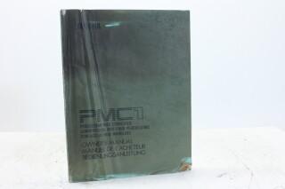 PMC 1 Percussion Midi Converter Owner's Manual EV-F-5336 NEW